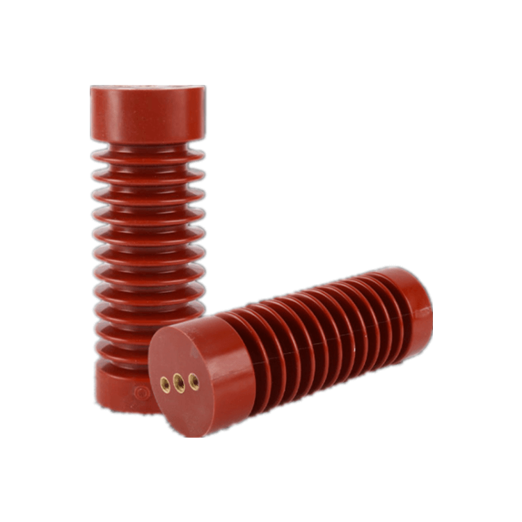 Isolateurs d'intérieur de barre omnibus de résine époxyde d'isolateur à haute tension d'isolateur d'intérieur de DOWE 24KV pour le coffret