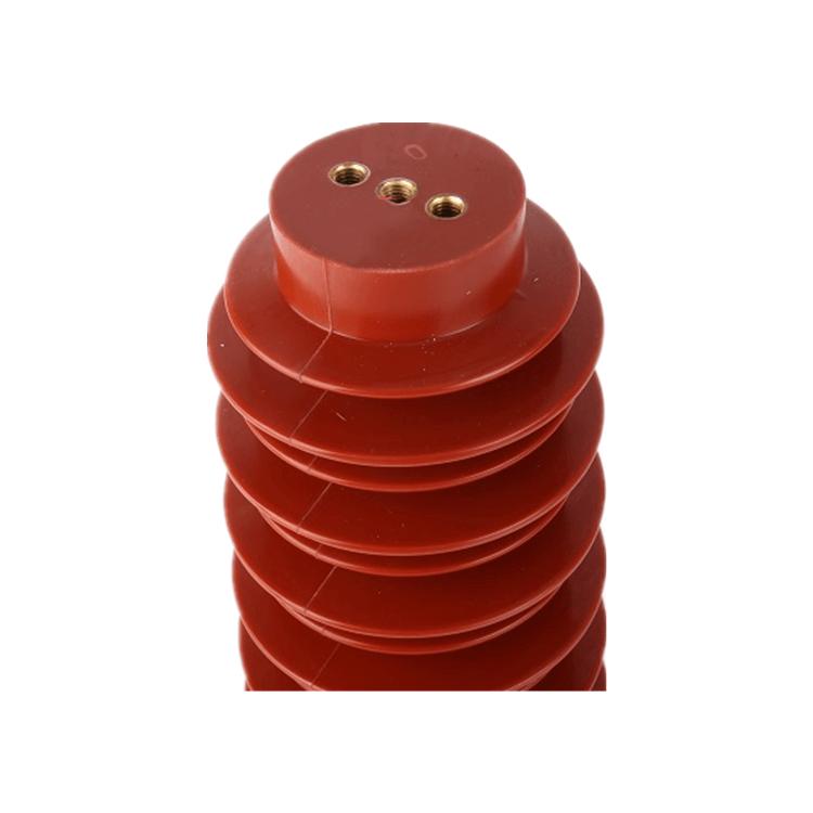 Isolateur de poste intérieur haute tension haute résistance en résine époxy DUWAI 35KV pour appareillage de commutation fermé revêtu de métal mobile à courant alternatif