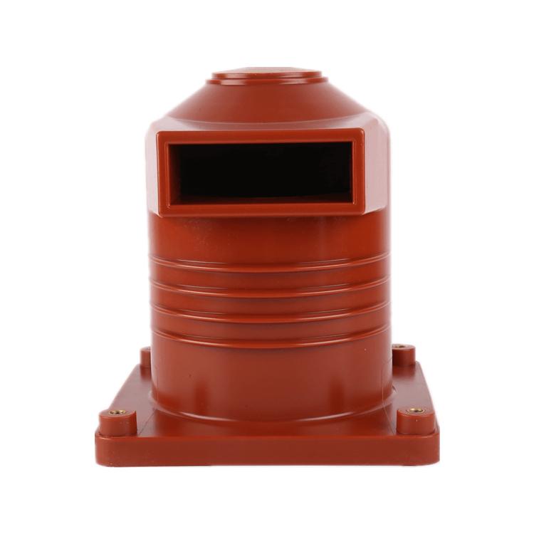 Isolateur de poteau de ligne en porcelaine pour haute tension