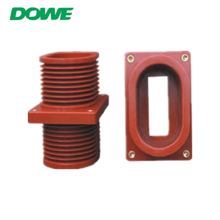 Bague en résine époxy rouge d'intérieur YUEQING DOWE pour appareillage de commutation 11kv