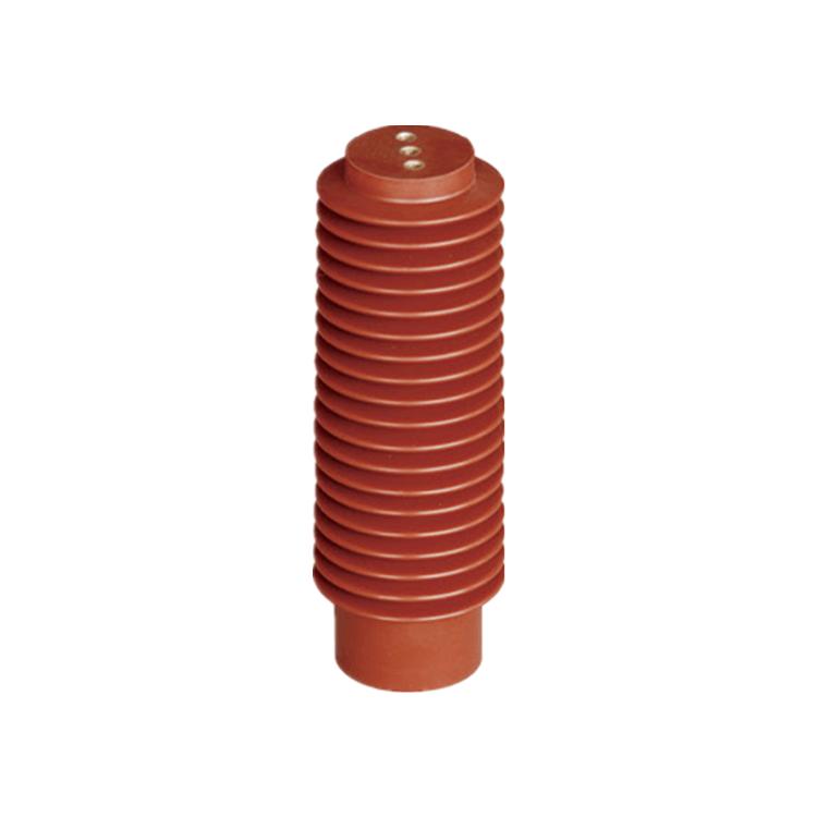 Isolateur de résine époxy d'isolateur de poteau de douille de support à haute tension de DOWE 40.5KV pour l'appareillage de commutation