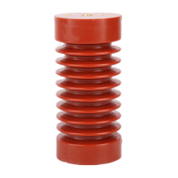 Isolateur haute tension d'isolateurs de support de barre omnibus de résine époxyde de YUEQING DUWAI 10KV