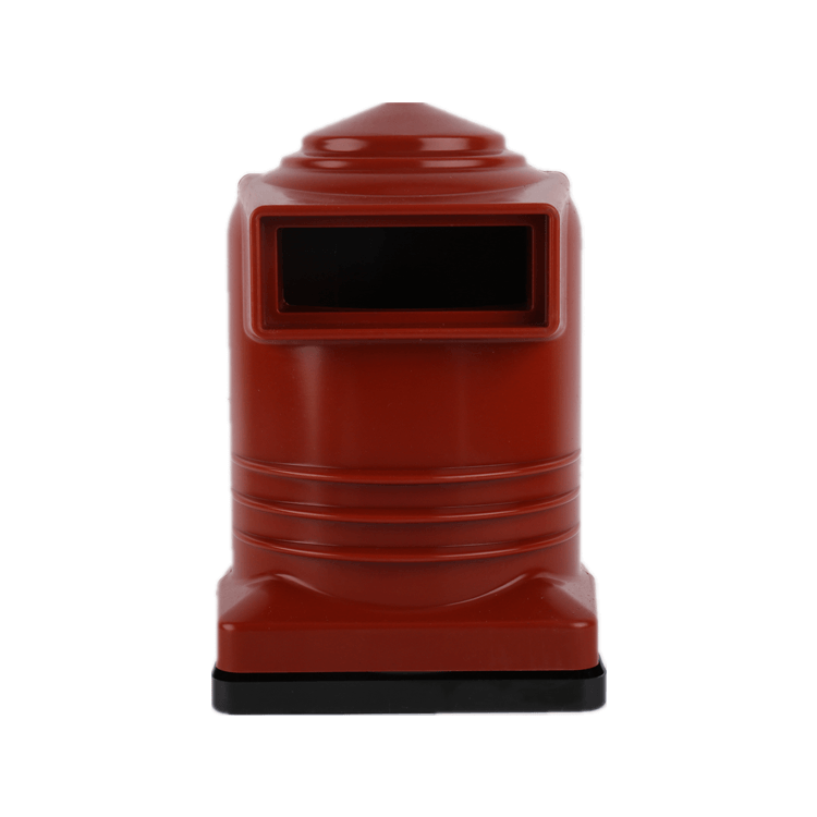 Isolateur de douille de porcelaine de tube de transformateur à haute tension