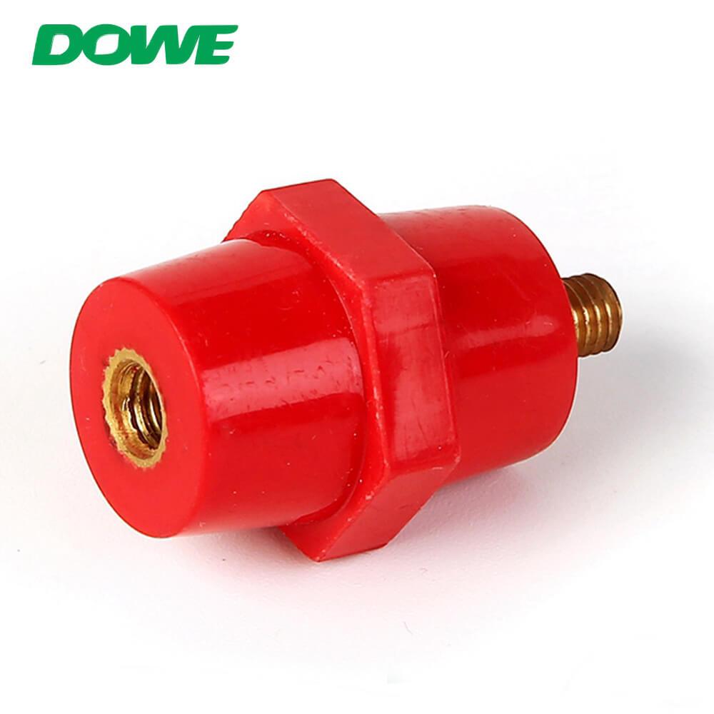 Type d'isolateurs d'entretoise de basse tension d'isolateur d'époxi du support de barre omnibus SEP2519 adapté aux besoins du client