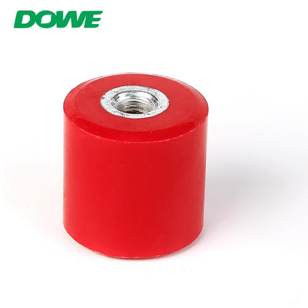 Isolateur rouge d'entretoise de l'isolateur MNS de polymère de BMC de basse tension pour le support de barre omnibus