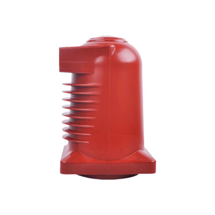 Boîte de Contact en résine époxy rouge intérieure haute tension CH3-24Q 225 YUEQING DOWE pour appareillage 24kv
