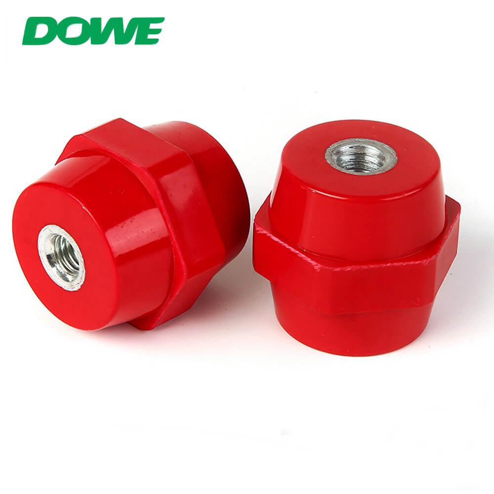 Support d'isolateur de barre omnibus Support d'isolateur d'entretoise de basse tension de l'isolateur 12KV pour la boîte de distribution