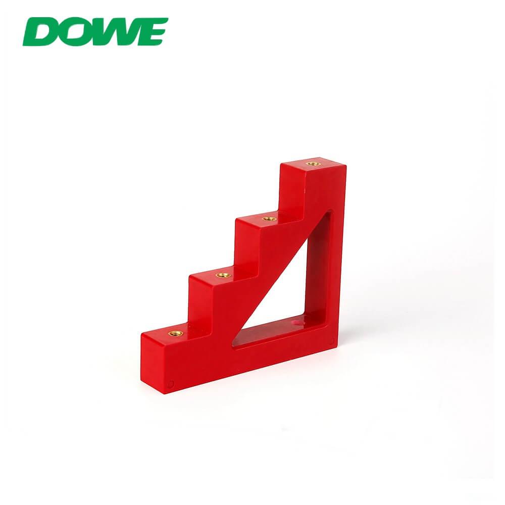 DOWE CT4 40 rouge CT4-30 isolant de barre omnibus basse tension support d'isolateur d'écartement DMC/BMC 660V gratuit 20