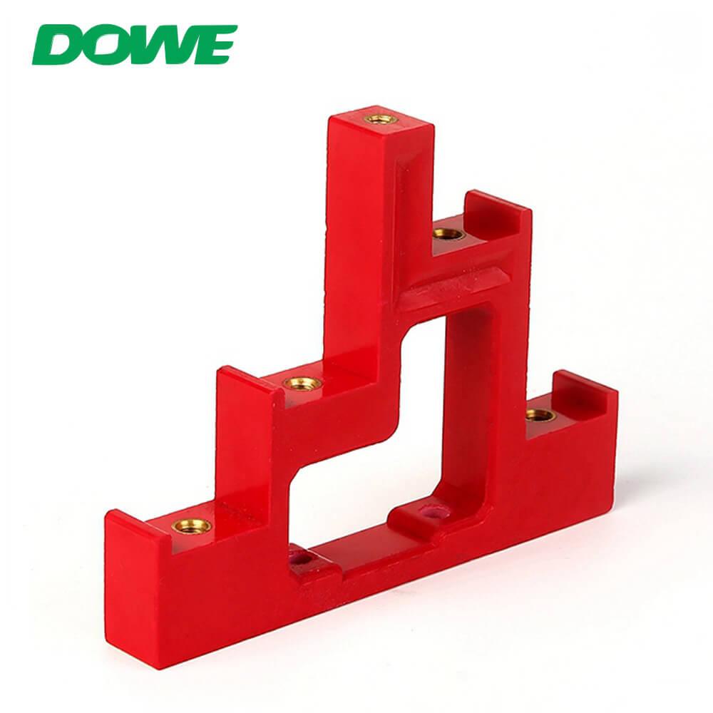 Support d'isolation électrique DOWE CT5 25 Isolateurs d'espacement CT/CJ Pince de barre omnibus