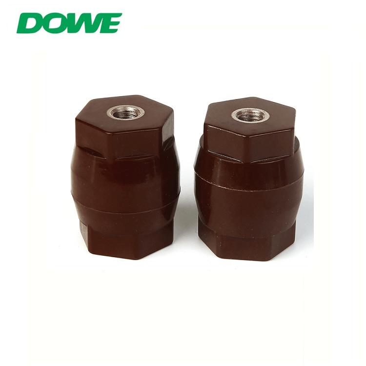 Isolateur de barre omnibus basse tension DOWE D50X40 pour tableau de commutation électrique