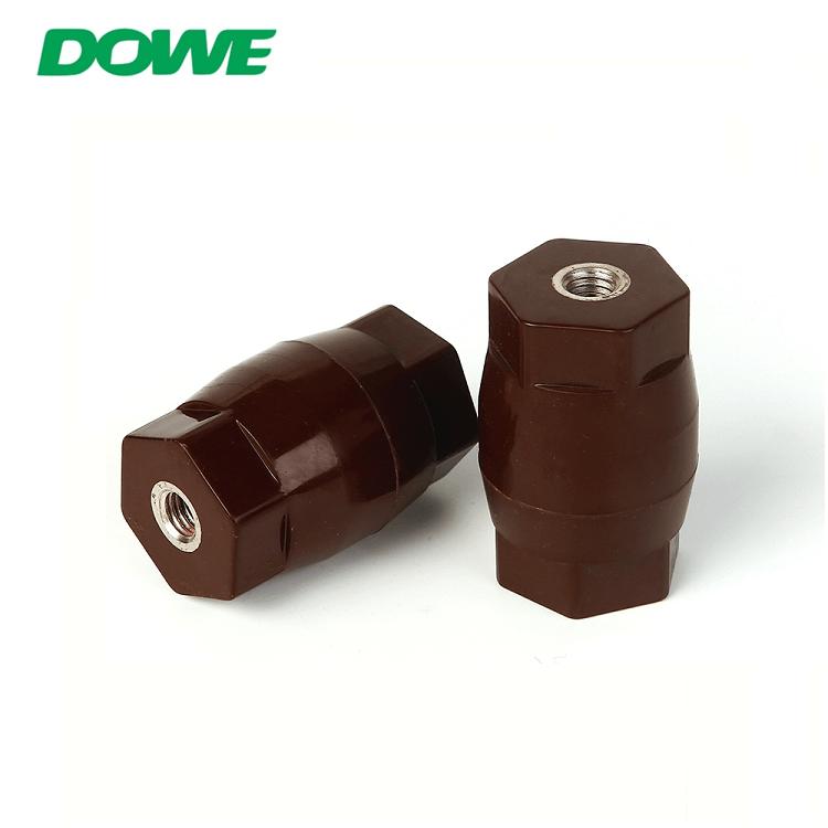 DOWE D60X40 tambour basse tension entretoise isolant barres omnibus isolateurs M10 connecteur DMC support d'isolation électrique