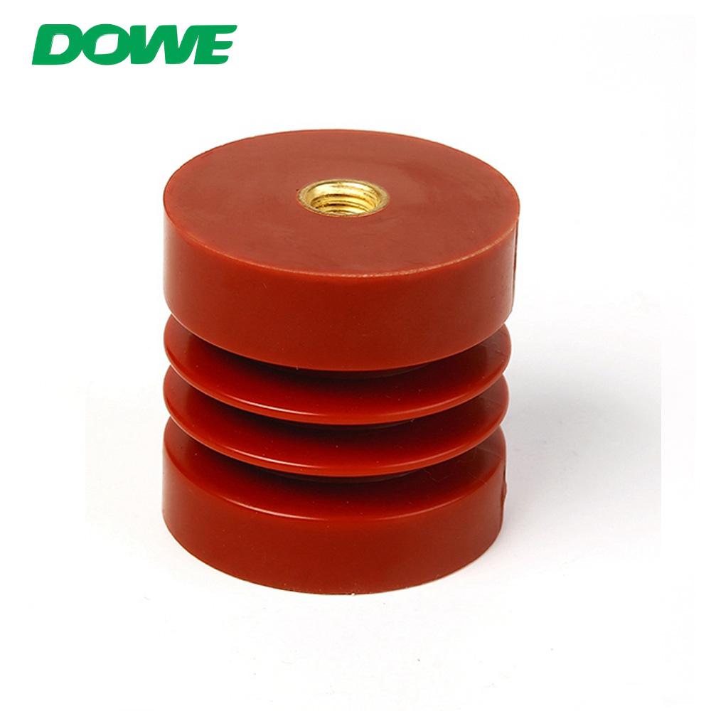 Isolateur électrique résine époxy transformateur isolation connecteur borne DW50x50 barre omnibus isolant vis