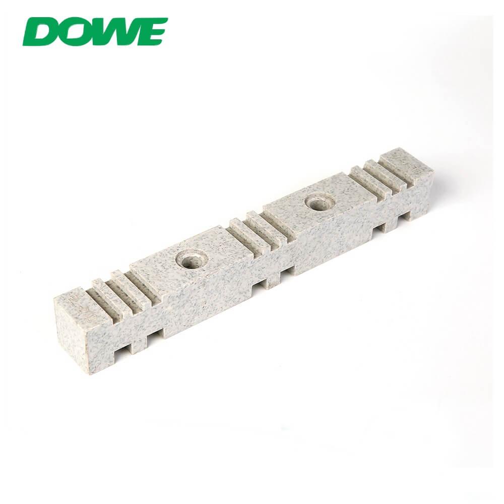 YUEQING DOWE prix usine blanc DMC SMC EL-270 pince d'isolation de support de barre omnibus