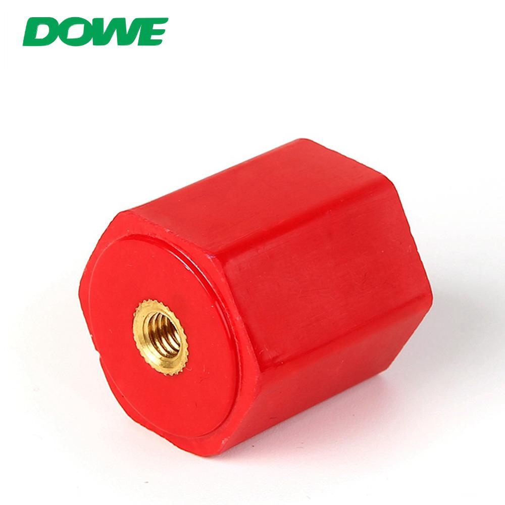 Isolateurs basse tension série DOWE EN m8 BMC, isolateur d'entretoise de douille électrique SMC