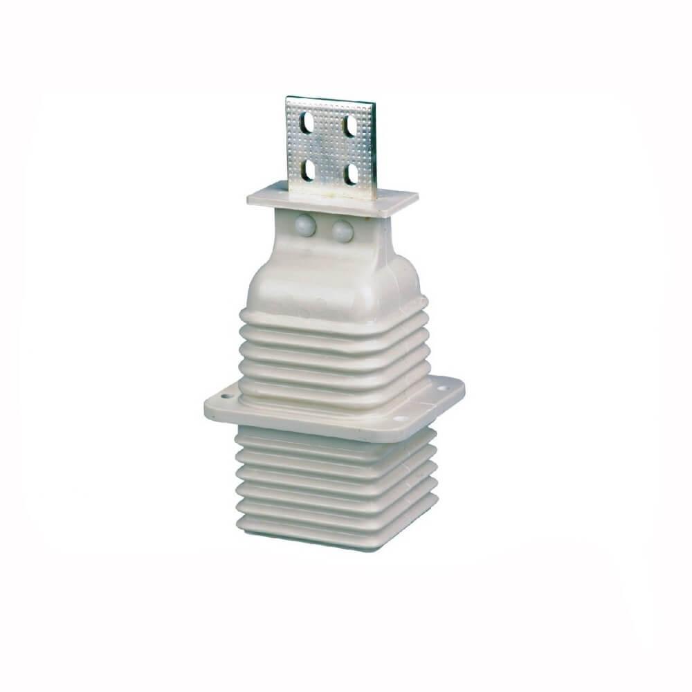 Boîte de contact d'isolateur de barre omnibus d'époxi de YUEQING DOWE 10KV JYN-10Q/630A-1250A 12KV