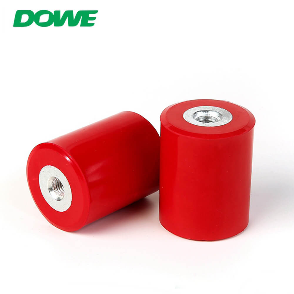 Isolateur électrique Fabricants d'isolateurs cylindriques DMC Support d'isolateur en résine époxy MNS