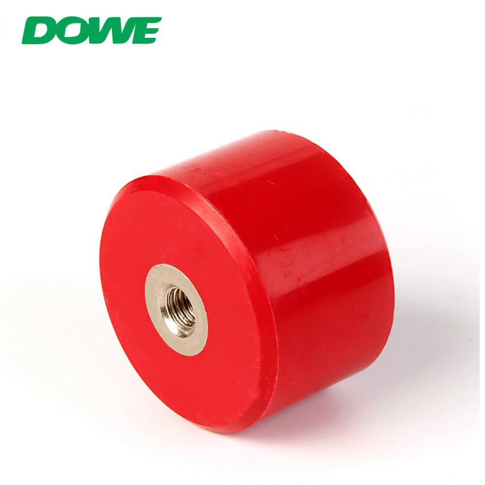 Support de barre omnibus d'isolateur de MNS d'isolation thermoplastique d'isolateurs composés pour le condensateur