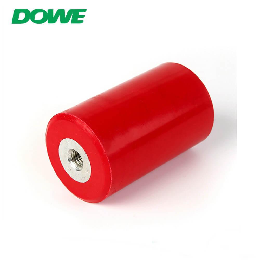 Isolateurs en plastique de barre omnibus d'isolateur de support d'espacement cylindrique de BMC DMC MNS