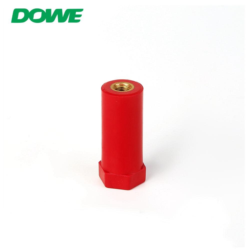 Isolateur d'espacement de barre omnibus de hauteur conique DOWE SB20X50 de 50 mm