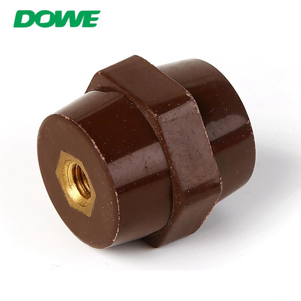 Isolateurs Isolateur électrique d'entretoise de barre omnibus en résine époxy SEP3030 Fabricant d'isolateurs