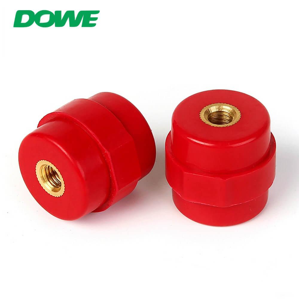 Isolateurs Fabricant DMC BMC Isolateur d'entretoise de barre omnibus basse tension avec personnalisé