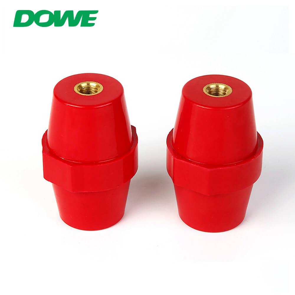 Isolateur de barre omnibus SM76 M10 basse tension pour armoire