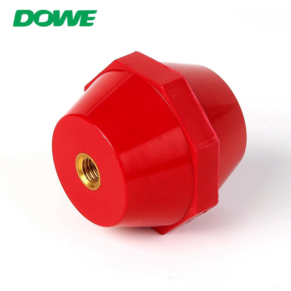 Isolateurs de barre omnibus de support de basse tension de la série DOWE TSM55 Isolateur de barre omnibus à distance TSM20 TSM55
