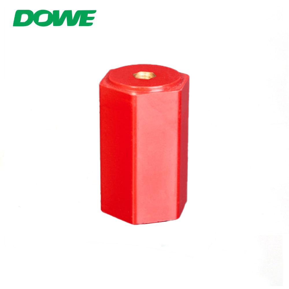 Isolateur hexagonal complet série EN DOWE de haute qualité EN25 EN30 EN32 EN40 EN80 EN100 EN110 EN120