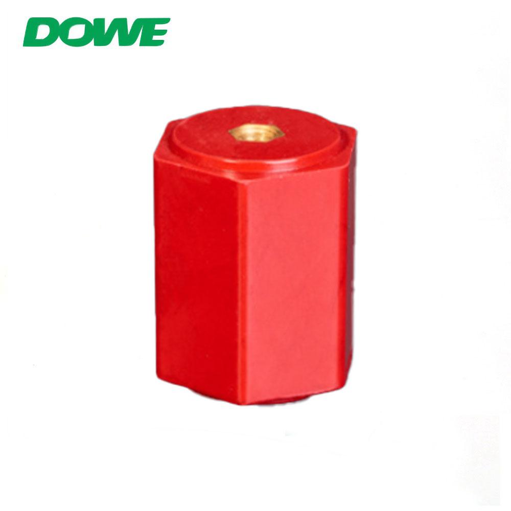 Support d'espacement thermoplastique d'isolateur de Comosites d'isolateur de barre omnibus électrique de DOWE EN60