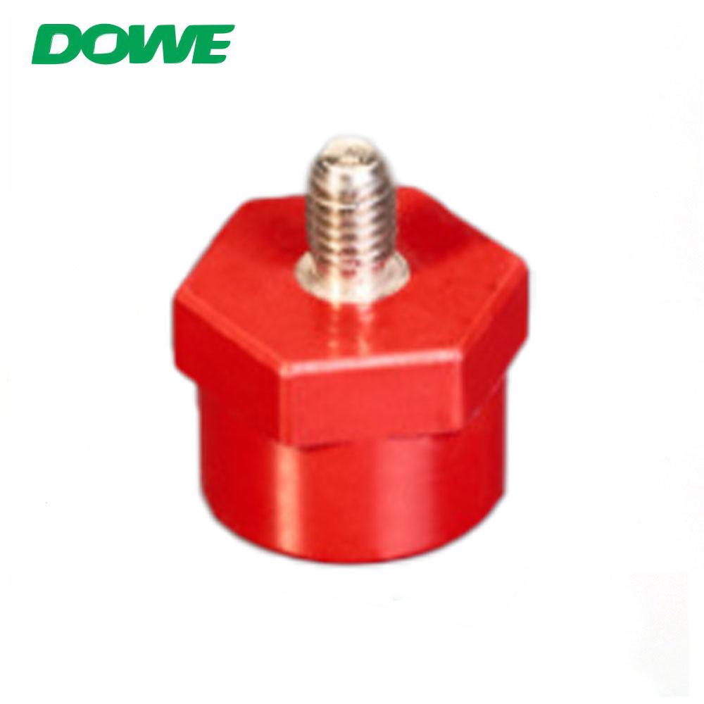 DOWE SB20X16 Isolateur de barre omnibus d'espacement de Support de basse tension/isolateur d'espacement isolateurs de résine époxyde haute tension Support de barre omnibus dans