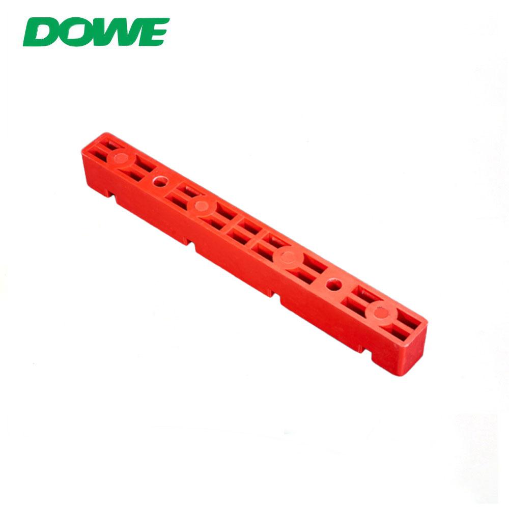 Support d'espacement de barre omnibus basse tension de la pince d'isolation BMC de l'isolateur électrique DOWE 8S3
