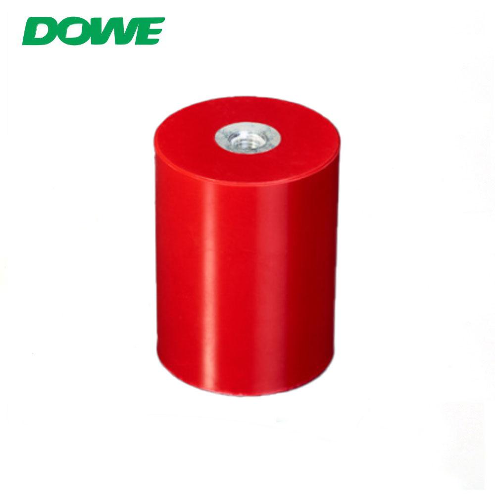 Isolateur électrique usine MNS cylindrique basse tension isolant en plastique entretoise de barre omnibus