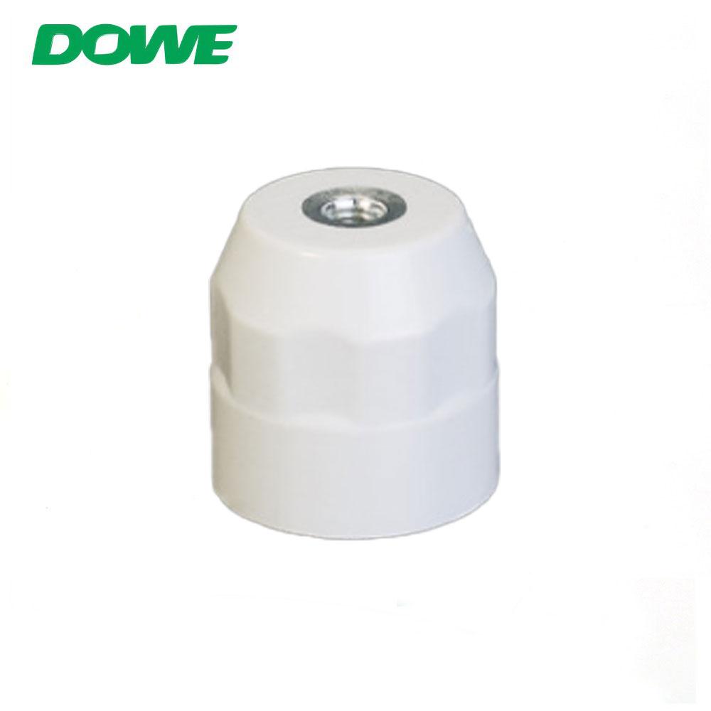 Isolateur de barre omnibus gris de l'isolateur GE4035 de basse tension du marché européen pour l'entretoise de barre omnibus de boîte de distribution