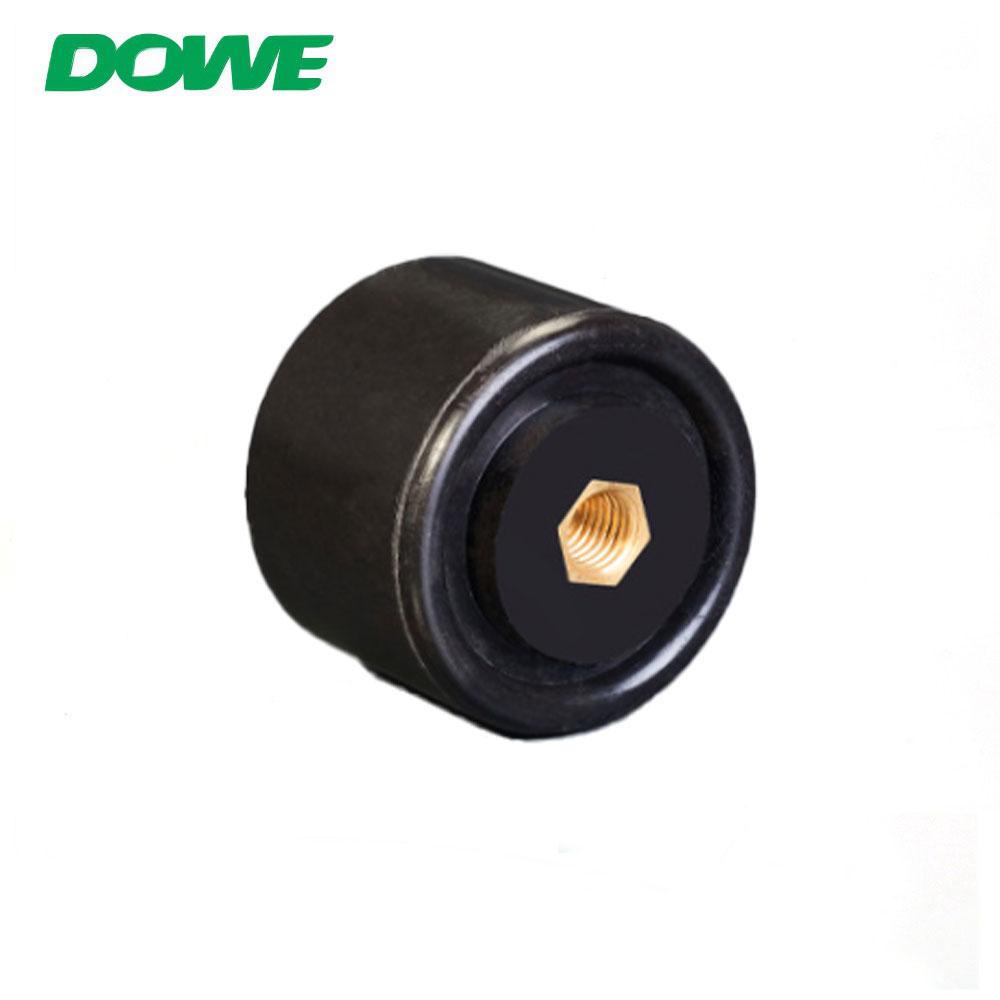 Les isolateurs de bornes de barre omnibus série 40X30 DOWE SE se connectent à l'isolateur