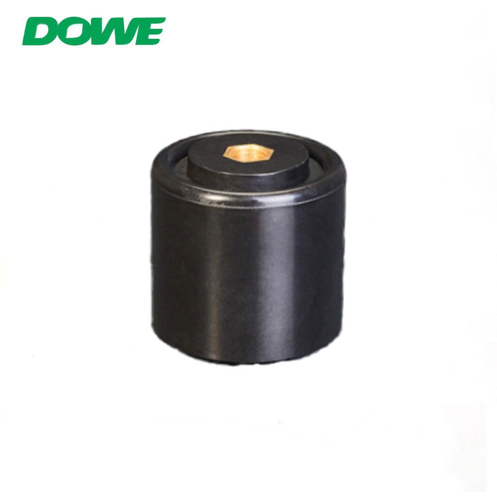 Isolateur de polymère de barre omnibus basse tension cylindrique SE50X50 de YUEQING DOWE