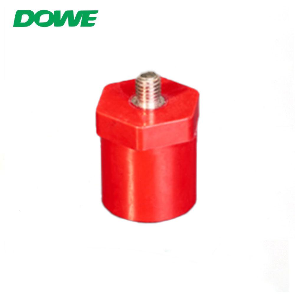 DOWE SB30X35 isolé électrique vis en cuivre de haute qualité résine époxy fibre de verre basse tension barre omnibus isolateur Support isolant