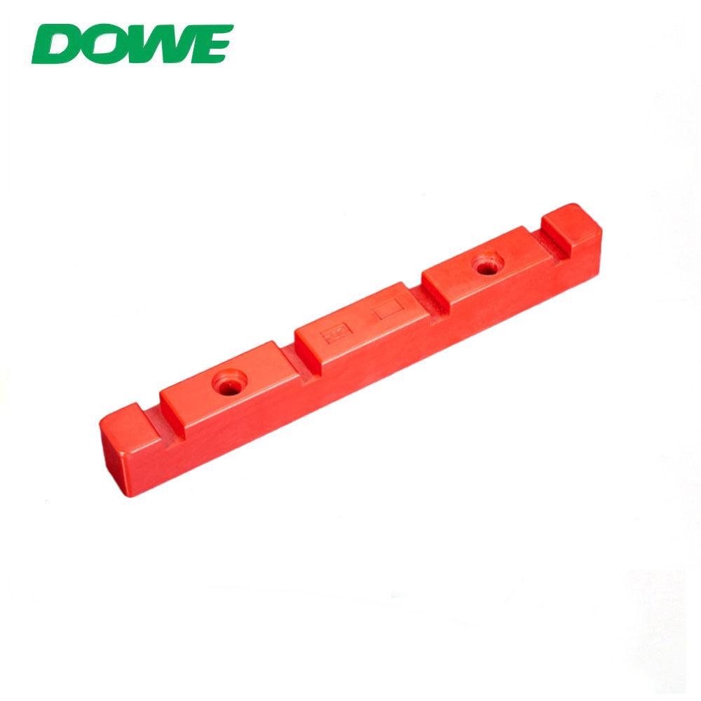 Usine simple électrique de support d'isolation de résine époxyde de bride 12D4 d'isolation de barre omnibus
