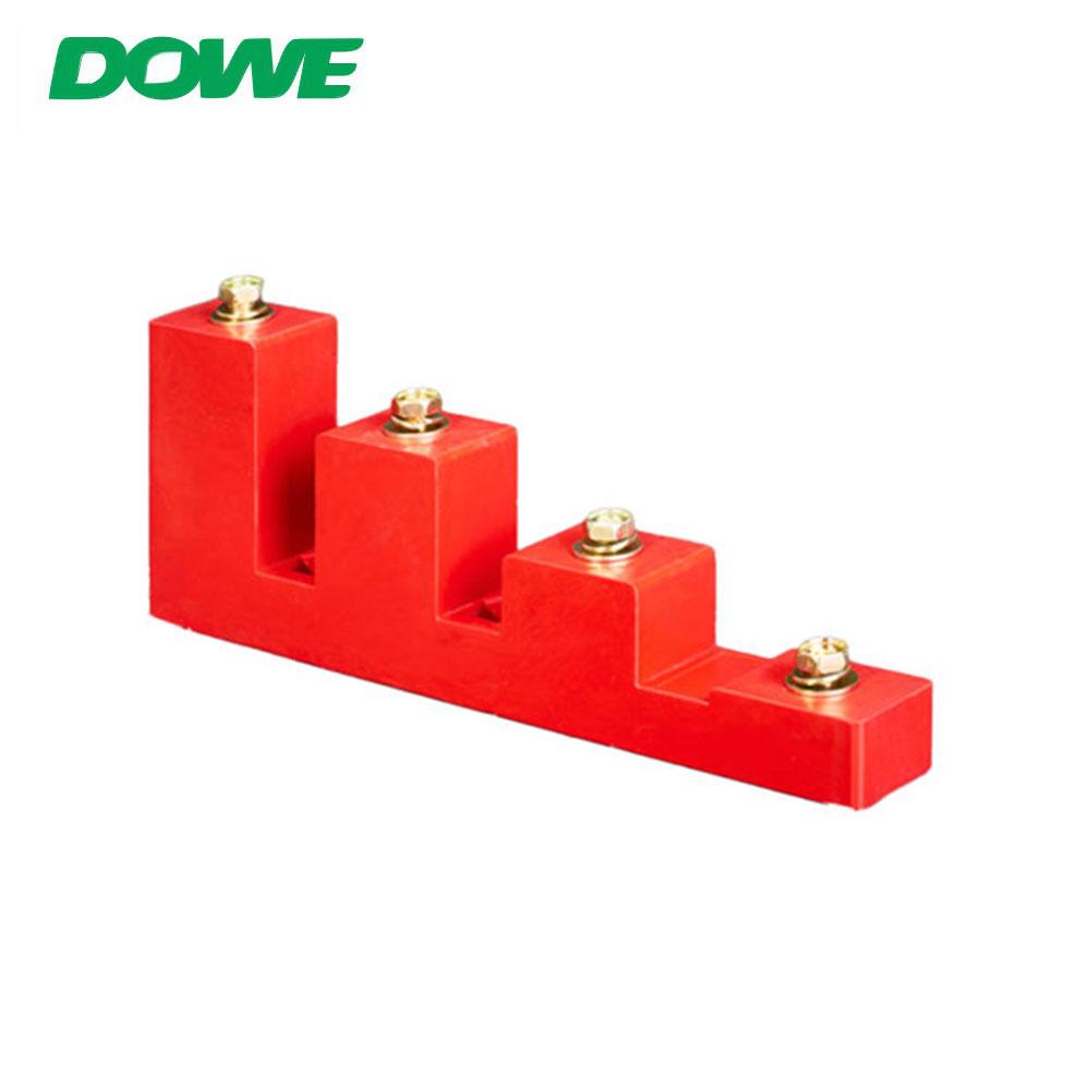 Support d'isolateur d'écartement d'étape d'isolateur de barre omnibus basse tension DOWE CJ4-50