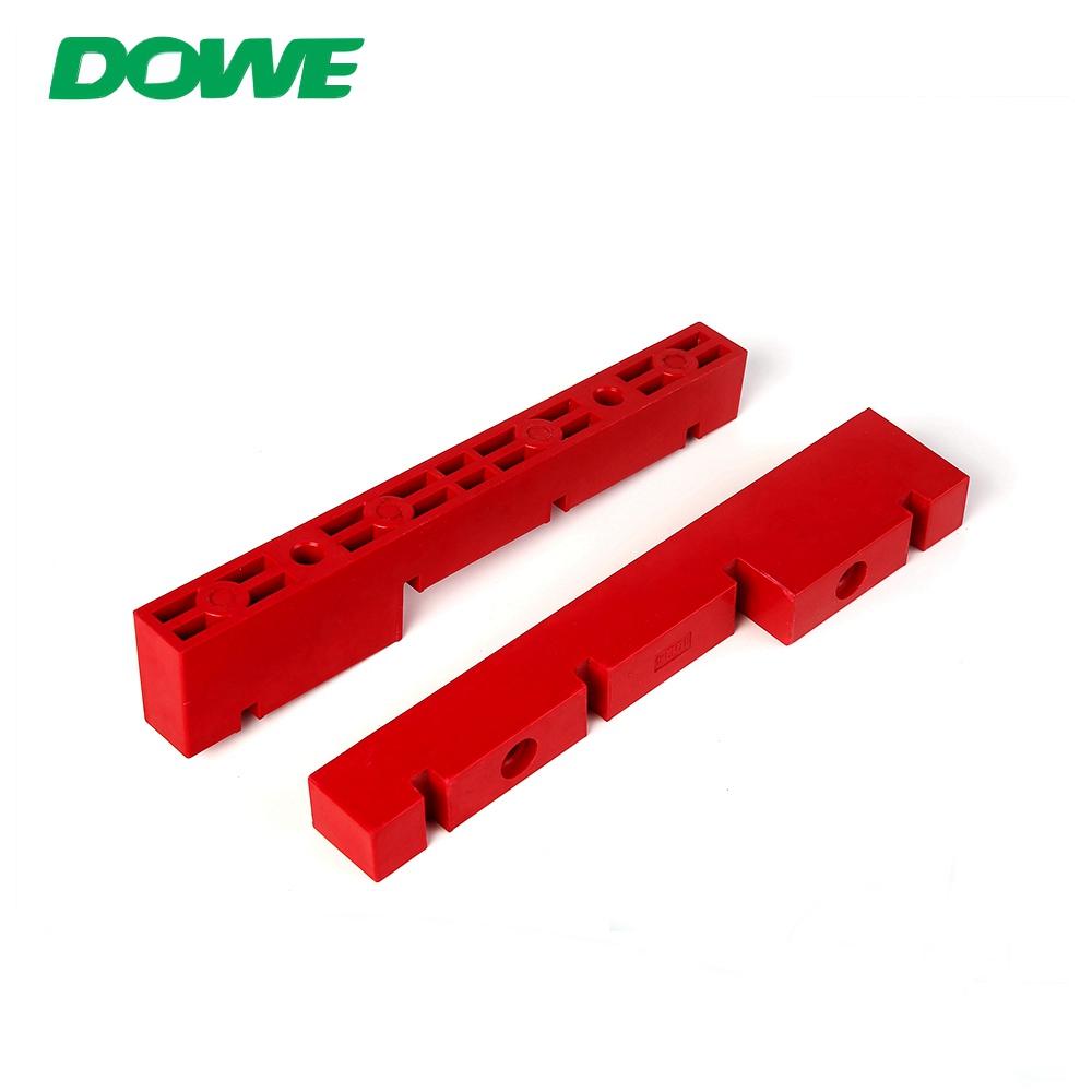 Usine de soutien d'isolation de barre omnibus 10D4 Double support d'espacement électrique de bride d'isolateur China Factory