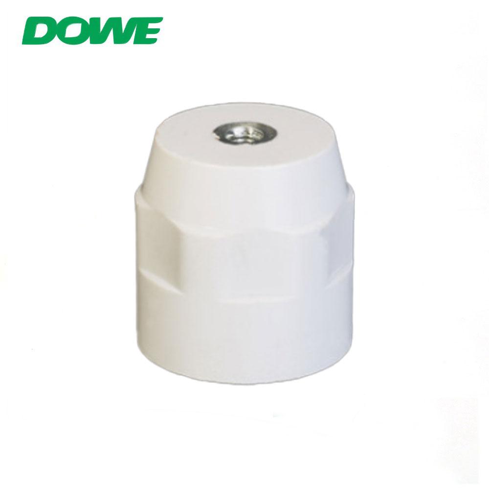Isolateur thermoplastique adapté aux besoins du client par usine GE5050 d'isolateur de basse tension pour le support de barre omnibus