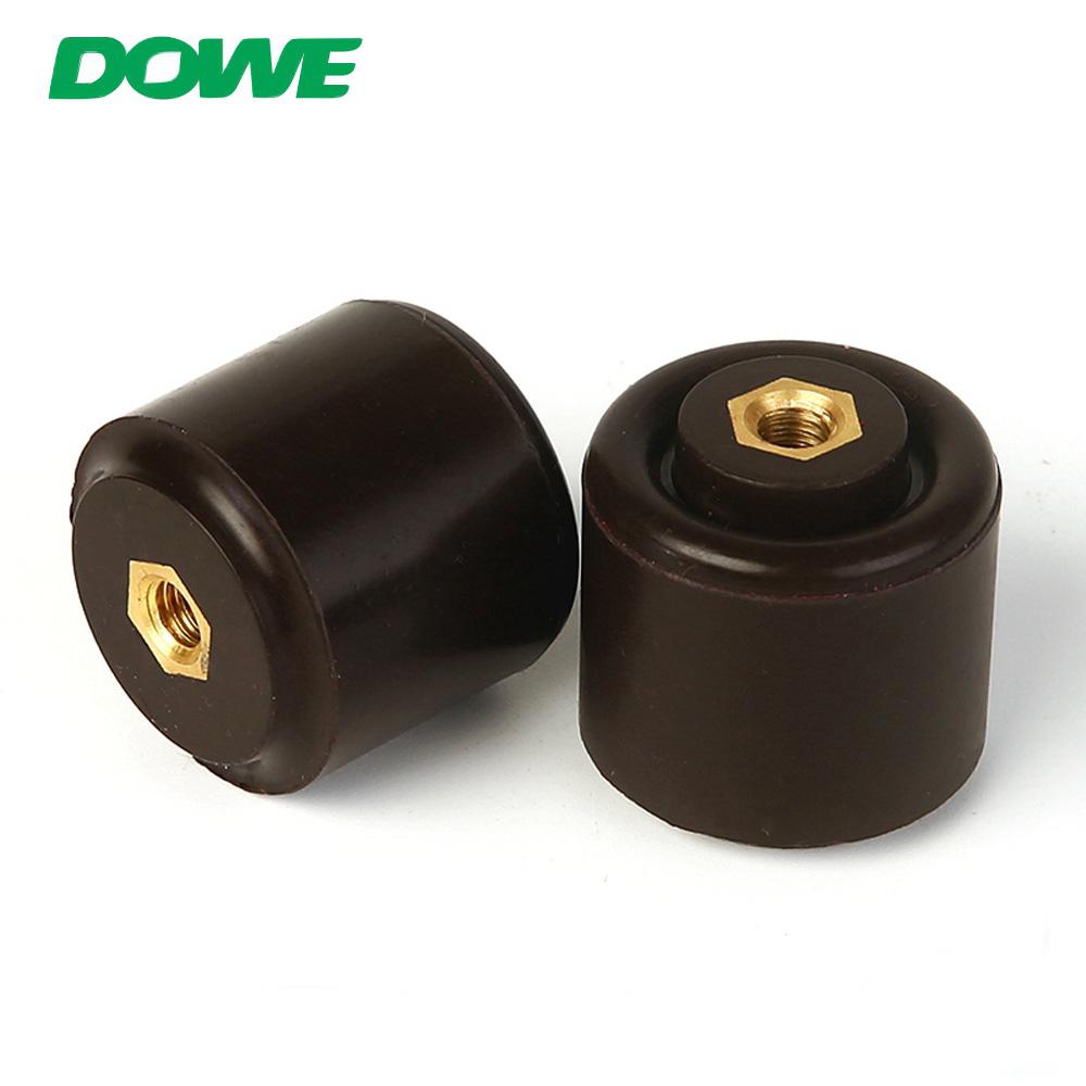 Isolateur en porcelaine DOWE 6KV 30x30 pour isolateurs basse tension d'alimentation électrique