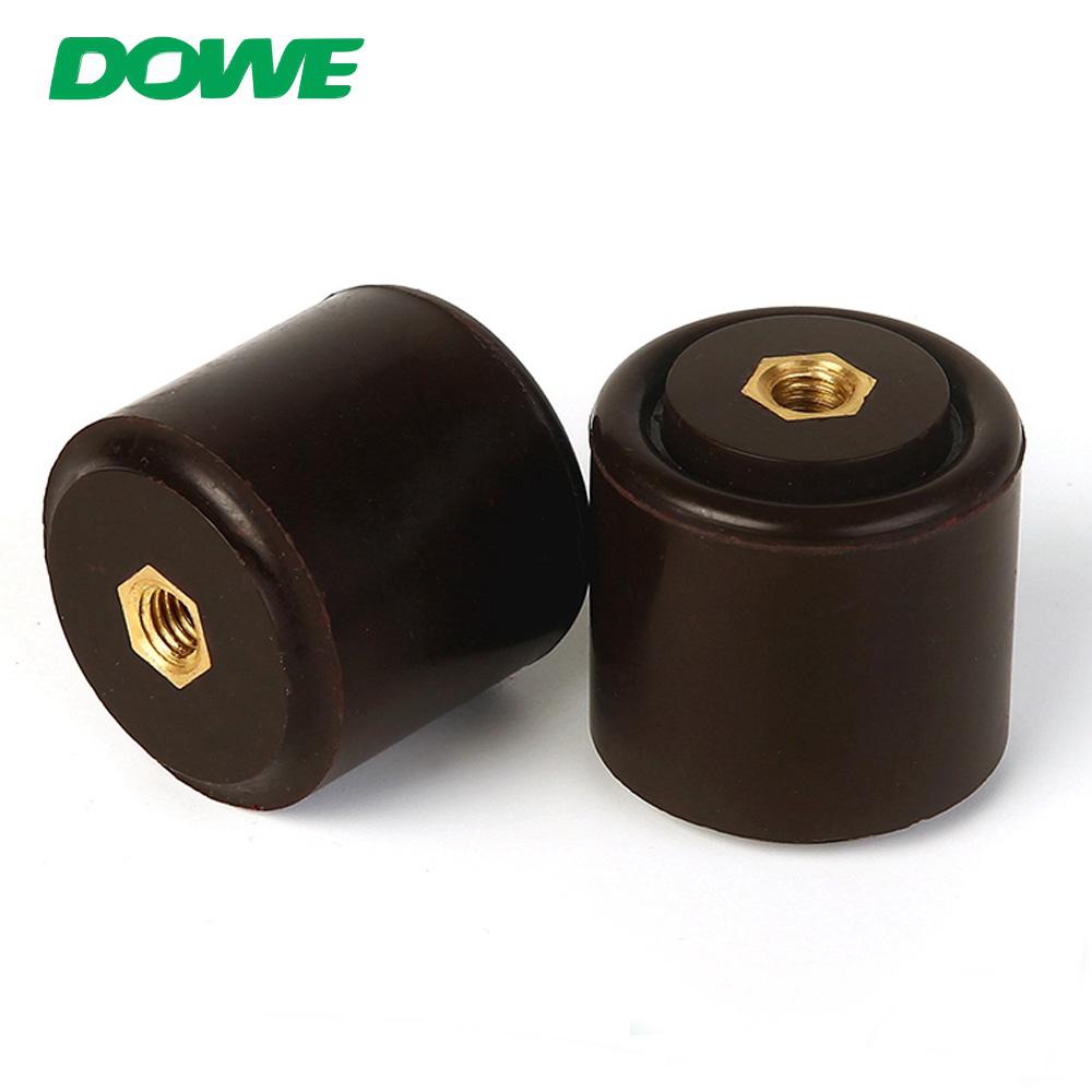 Support d'isolateur cylindrique de feu en aluminium 40x40 de différents types de YUEQING DOWE