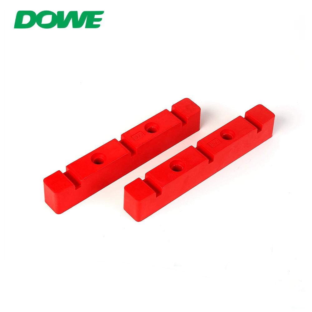 bride d'isolateur d'entretoise de barre omnibus de basse tension simple triphasée de fibre de verre 8D3
