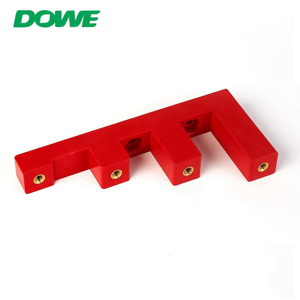 DOWE CJ4 40 Support d'isolation électrique CT/CJ Isolateurs d'espacement Pince de barre omnibus