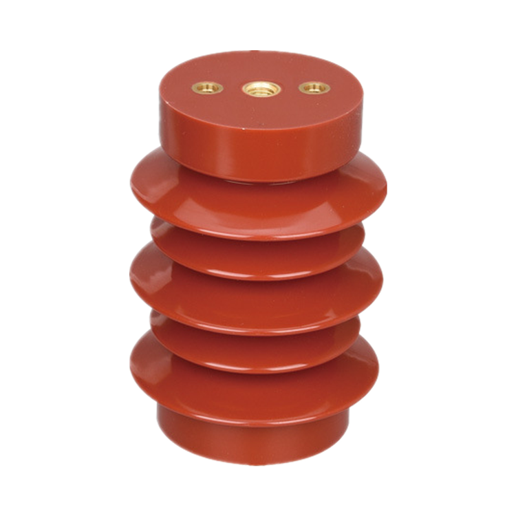 Isolateur de technologie d'APG de résine époxyde d'entretoise d'isolant de poteau d'intérieur de DOWE 10KV pour le coffret de distribution