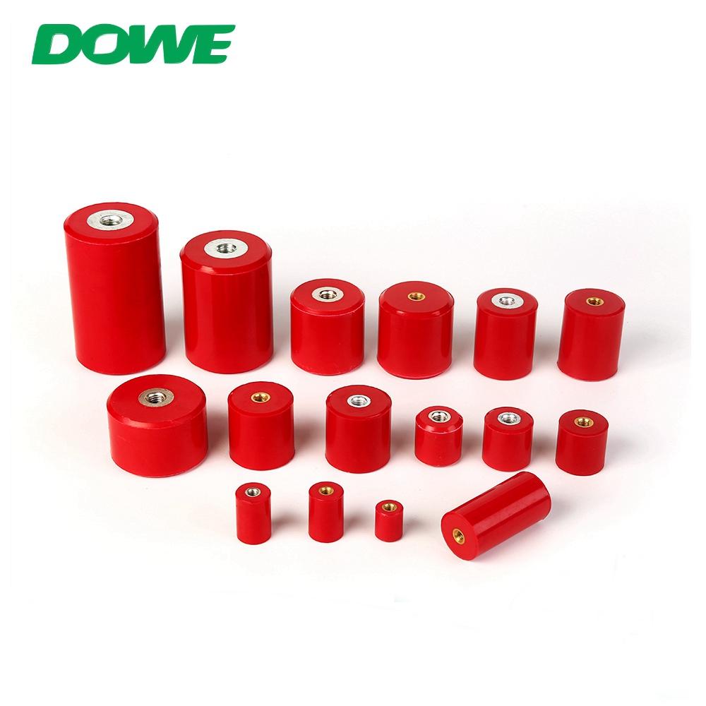 Support d'isolateur de barre omnibus Isolateurs d'espacement de faible tension MNS Support d'espacement de résine cylindrique