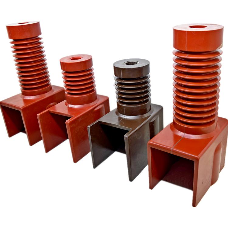 Isolateur conjoint haute tension d'installation intérieure en résine époxy 12KV pour appareillage haute tension KYN28-12